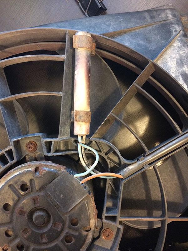 Radiator Electric Fan Resistor Replacement 318ti Org Forum